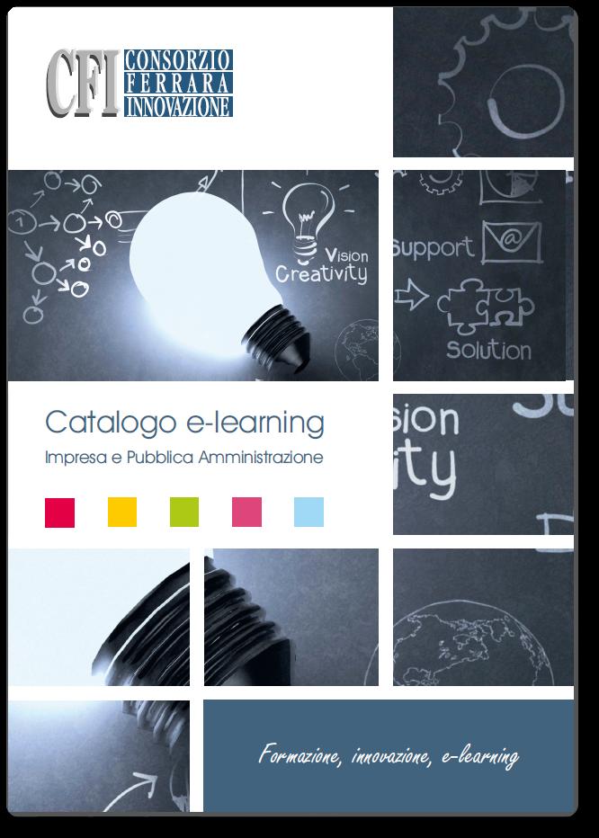 Il CFI pubblica il nuovo catalogo e-learning