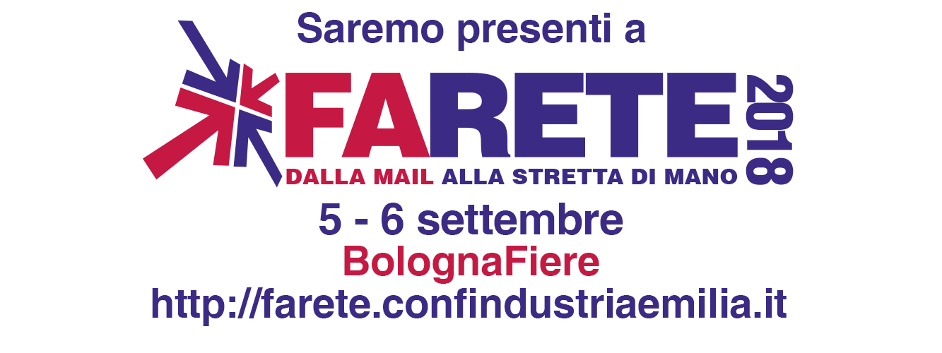 Invito a FARETE: Workshop Privacy, Sicurezza e Video immersivi